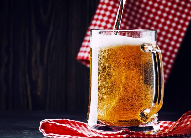 Spillatore professionale per birra