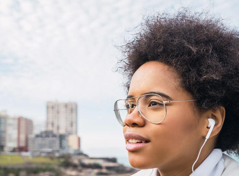 Auricolari per ascoltare musica