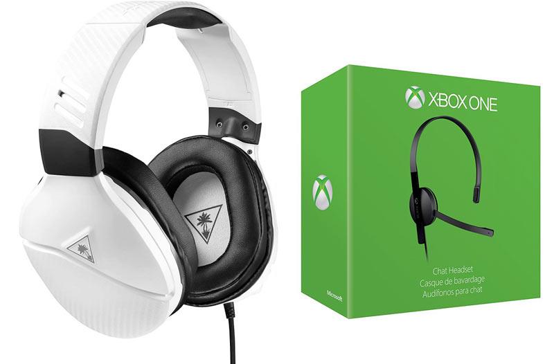 Cuffie da gaming per Xbox One